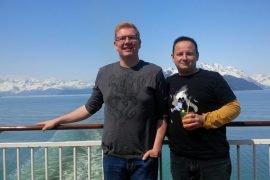 RogueTrippers take a Cruise to Alaska on Board Norwegian Cruiselines