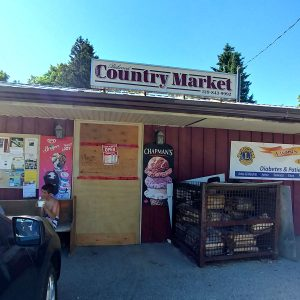 Roguetrippers butter tart quest took us to Belwood Country Market