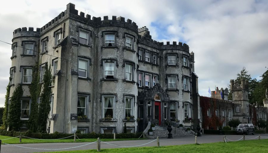 Ballyseede Castle in Ireland