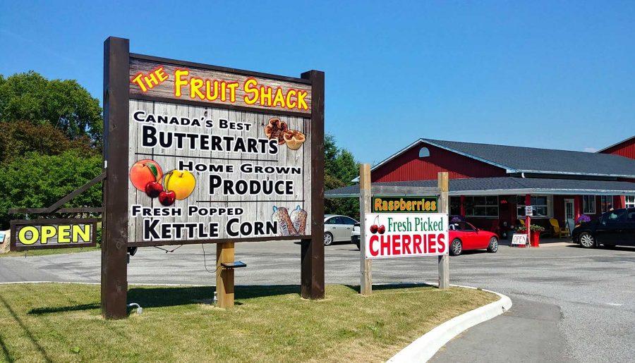 Butter Tart Quest: The Fruit Shack
