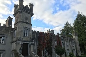 Ballyseede is a 16th century castle in Ireland where Roguetrippers visited in