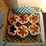 Roguetrippers picked up a variety of Buttertarts at Strom's Farm and Bakery