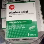 Roguetrippers always have diarrhea relief medication on hand when they travel.
