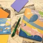 Roguetrippers always travel with a little note book to write down details on the trip, and for Travelblog ideas.