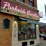 Parkside Candies are makers of Fine Chocolates and candies and a Buffalo institution