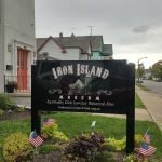 Iron Islands Museum is a haunted location in Buffalo that attracted rogue trippers, and ghost hunters.