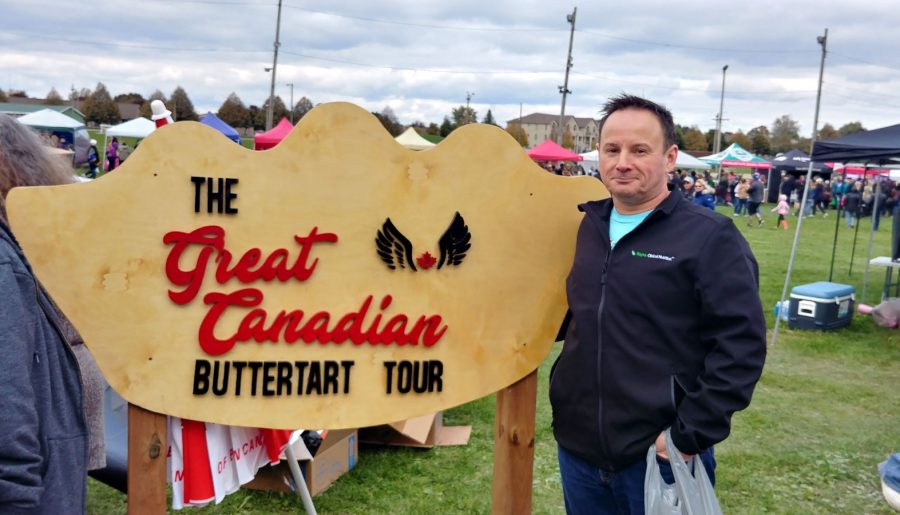 By George – He's Got It! – butter tart quest