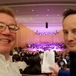 Roguetrippers saw Kristin Chenoweth perform with Buffalo Philharmonic Orchestra at Kleinhans music hall