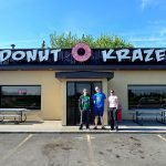 Roguetrippers always visit Donut Kraze whenever we are in Buffalo