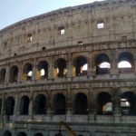 The Colosseum at Rome