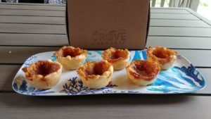 Butter tarts from the Grove