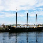 Tall Ships and Schooners in the Halifax Harbour