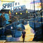 Spirit of a legend Rum Distillery