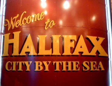 Welcome to Halifax the City by the Sea