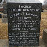 Halifax Titanic cemetery