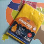 Slip a poncho into your suitcase when you travel
