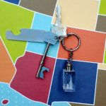 Roguetrippers have bottle openers on keychains when we travel