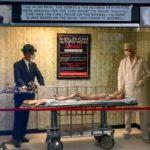 Roguetrippers visit Alien autopsy weird museum Roswell