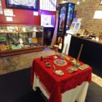 weird museums like the Witch Museum in Cleveland Ohio has cool occult displays