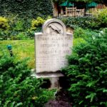 Roguetrippers visited the cemetery with Edgar Allan Poe's grave when we travelled to Boston