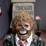 Weird Museum Zombies at the Living dead