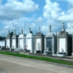 Roguetrippers visit New Orleans and cemetery travel is part
