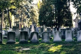 Roguetrippers Cemetery travel Offbeat adventures Gravesites