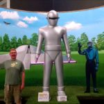 Day the Earth Stood still Weird UFO museum Roswell