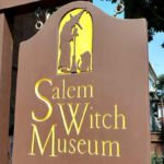 Salem witch trial museum roguetrippers visit