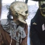 Roguetrippers cemetery travel took us to Palermo Sicily Catacombs