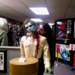 Roguetrippers taking a bite out of weird museums at the Living Dead