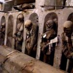 The Catacombs in Palermo sicily Italy are rogue trippers favourite cemetery travel