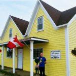 Roguetrippers visit weird museums in Nova Scotia