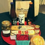 Perth County Tourism gave Roguetrippers a gift basket