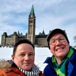 RogueTrippers visit the Ottawa Parliament buildings