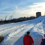 Snowtubing in Gatineau Snowflake Kingdom