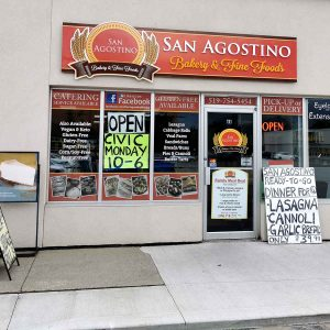 San Agostino Bakery and Fine Food in Brantford