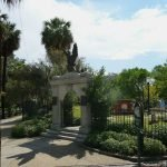 The colonial Cemetery in Savannah Georgia is haunted