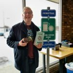Roguetrippers Nick Kulnies visit Miltons Donuts on the Butler County Donut Trail
