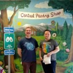 Greg Bellefontaine and Nick Kulnies of Roguetrippers visit Central Pastry on the Butler County Donut Trail