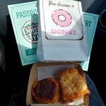 Roguetrippers go to Ohio and Stan the Donut Man, on the Butler County Donut trail