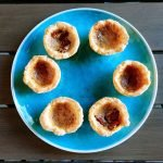Butter tarts from Bread and butter bakery in Kingston