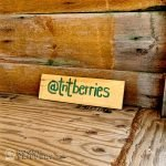 follow @tntberries on social media