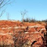 Unusual attractions in Ontario Cheltenham Badlands