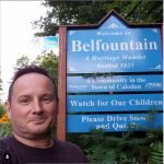 Greg Bellefontaine in the Town of Belfountain, Ontario